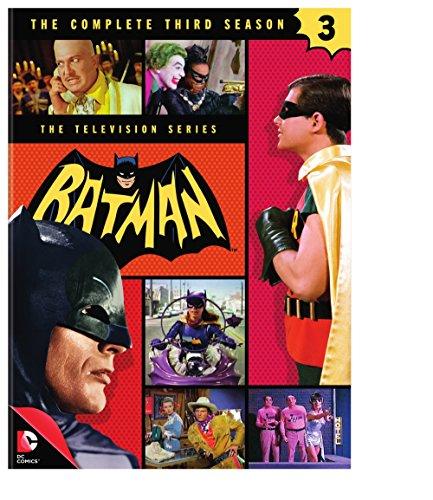 Batman: The Complete Third Season [USA] [DVD]