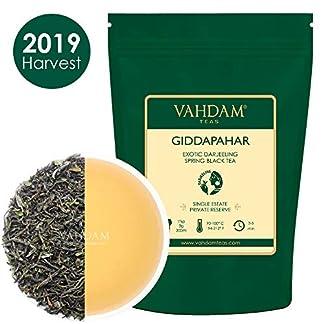 VAHDAM-2019-Erster-Flush-Tee-aus-exotischem-Giddapahar-Tee-Anwesen-353-Unzen-100-g-Exklusiv-von-Hand-gepflckter-schwarzer-Tee-Loose-Leaf-Ein-perfekter-tglicher-loser-Blatt-Schwarztee