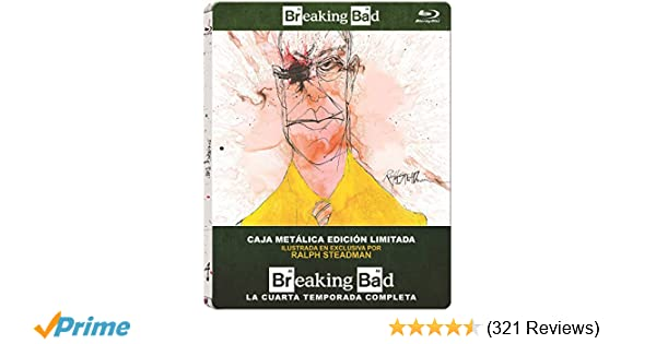 Breaking Bad - Temporada 4: Amazon.de: Bryan Cranston, Anna Gunn ...