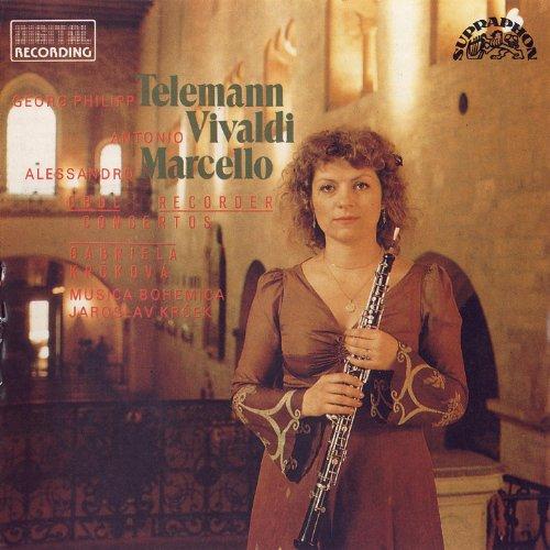 Concerto for Oboe, String Orchestra and Basso Continuo in C major: III. Minuetto