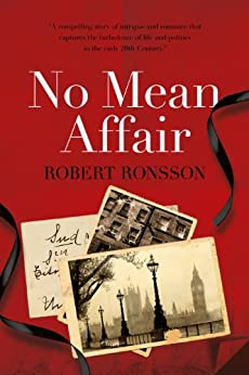 No Mean Affair by [Ronsson, Robert]