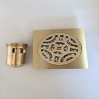 X&L Rame scarico monete profonda deodorante pest