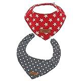 Sharplace 2 Stück Ersatz gepunktet Muster Haustier Halsband,Hund Zubehör für Hunde Katze