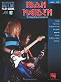 Guitar Play-Along Volume 130 - Iron Maiden (Book/Online Audio)