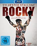 Rocky - Complete Saga [Blu-ray]