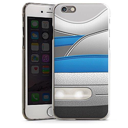 Apple iPhone 5c Housse Outdoor Étui militaire Coque Chaussures Baskets Bleu CasDur transparent