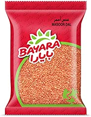 Bayara Beans Masoor Dal - 400 Gm