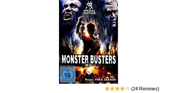 Monster Busters Spezial Edition Special Edition Amazon