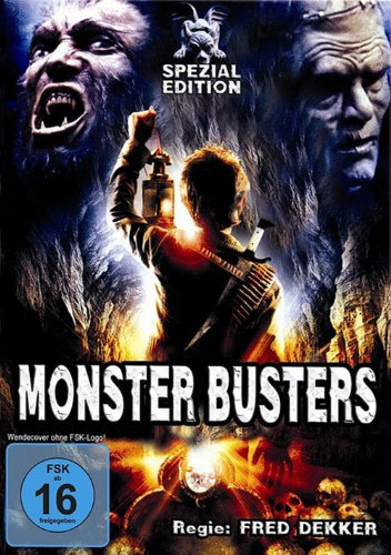Monster Busters (Spezial-Edition) [Special Edition]