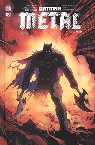 Batman metal, Tome 1 : La forge par Collectif