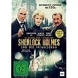 Sherlock Holmes - Die goldenen Jahre, Vol. 1: Sherlock Holmes und die Primadonna (The Leading Lady) / Der komplette 2-Teiler mit Christopher Lee und Patrick Macnee als Deutschlandpremiere