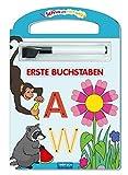 Schreib und Wisch Weg Erste Buchstaben mit Stift: 24 Seiten (Schreib und Wisch Weg Lernhefte, Band 4)