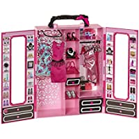 BMC00 Mattel Barbie Closet Fashion with Doll