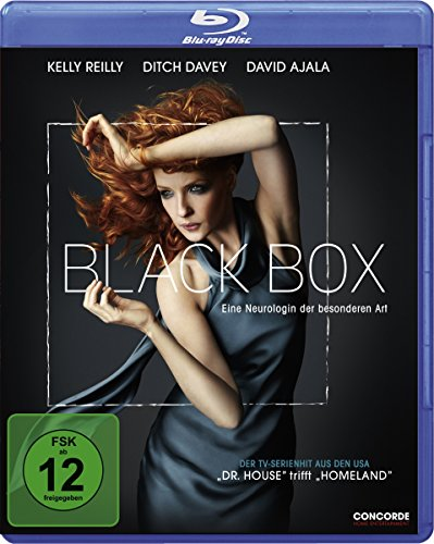 Black Box - Die komplette 1. Staffel [Blu-ray]