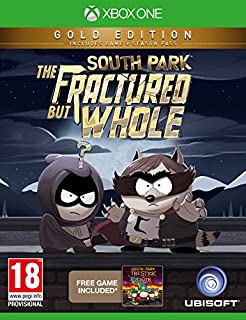 South Park: The Fractured But Whole Gold Edition (Exclusive to Amazon.co.uk) (B01N2PDCNA) | Amazon price tracker / tracking, Amazon price history charts, Amazon price watches, Amazon price drop alerts
