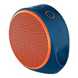 #9: Logitech X100 Wireless Bluetooth Speaker Orange