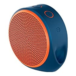 Logitech X100 Wireless Bluetooth Speaker Orange
