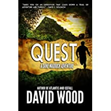 Quest: A Dane Maddock Adventure (Dane Maddock Adventures Book 3) (English Edition)