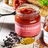 Berliner Currysauce Chili Spicy