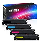 4 Pack Amstech Compatible Toner CLT K504S CLT C504S CLT Y504S CLT M504S Cartridge Toner Replacement per Samsung CLP-415 CLP 415 CLP-415N 415NW, CLX-4195 4195N 4195FN 4195FW, Xpress SL-C1860FW Samsung 504 K/C/M/Y ( Nero-2500, Blu/Giallow/Magenta-1800 Pagine)
