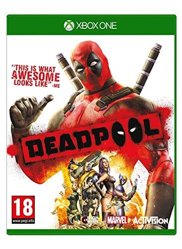 Lego Xbox Marvel Spiel Für One (Deadpool (Xbox One) UK IMPORT)