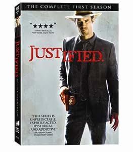 Justified: Season One [DVD] [2010] [Region 1] [US Import] [NTSC]