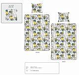 Best Sets MINIONS Couette - Minions renforcé Parure de lit 135x 200cm + Review