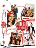 6 Film Box Set: 50 First Dates/ Along Came Polly/ The Break-Up/ Hitch/ The Holiday/ My Best Friend'S Wedding [DVD]
