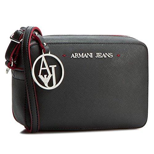 armani-jeans-borsa-tracolla-nero-saffiano-s-s-16