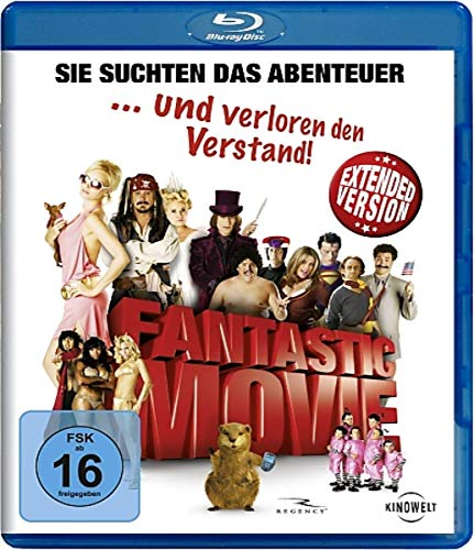 Fantastic Movie - Extended Version [Blu-ray]