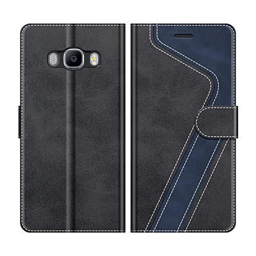 d6982118647 MOBESV Samsung Galaxy J7 2016 Case, Samsung J7 2016 Wallet Case, Galaxy J7  2016