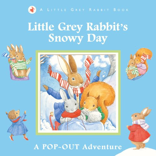 Little Grey Rabbit's snowy day