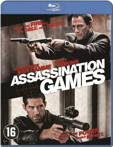 Assassination Games ( ) (Blu-Ray)