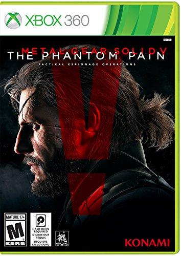 Konami Metal Gear Solid V: The Phantom Pain - Xbox 360