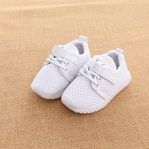 49588eb20e84d Children's Shoes Led Girls Mesh Shiny Shoes Boys Light Sports Shoes Baby  Flash Shoes Children Fashion Shoes