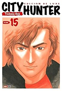 City Hunter - Nicky Larson Edition de luxe Tome 15
