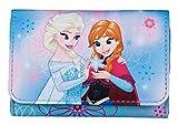 Undercover FRZH7006 Geldbörse, Disney Frozen, ca. 8 x 12 x 2 cm