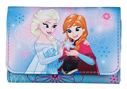 Undercover FRZH7006 Geldbörse Disney Frozen, ca. 8 x 12 x 2 cm Disney-frozen-geldbörse