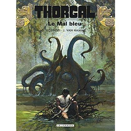 Thorgal, tome 25 : Le Mal bleu