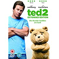 Ted 2 - Extended Edition [DVD] UK-Import, Sprache: Englisch.