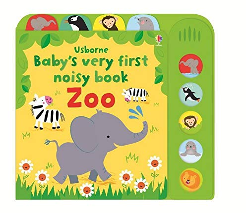 Baby's Very First Noisy Book Zoo (Baby's Very First Books)