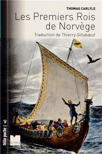 Les premiers rois de Norvge