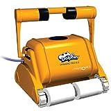 Dolphin Dynamic Prox 2Gyro–Limpiafondos automático profesional para piscina de hasta 25m, con cepillo de espuma