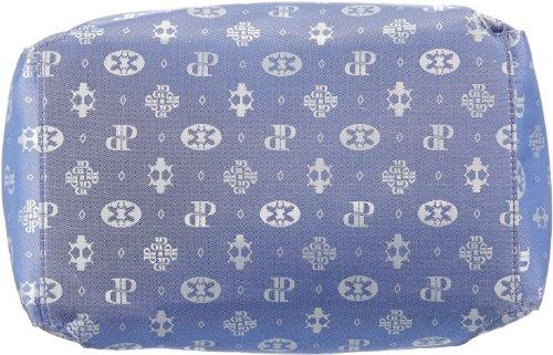 Poodlebags  Club - Attrazione - Milano - blue, shoppers femme Bleu - Blau (blue)