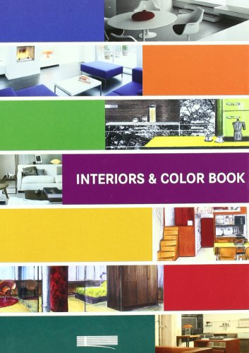 Interiors and color book