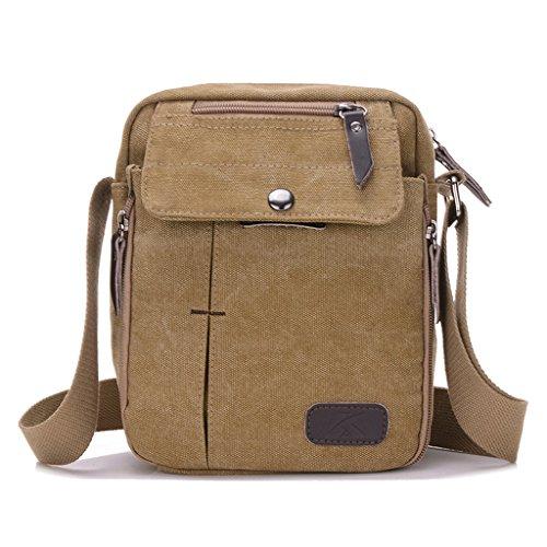 SUPA-MODERN-Men-Small-Vintage-Canvas-Messenger-Bag-Cross-body-bag-Pack-Organizer-Satchel-Bag-Durable-Multi-pocket-Sling-Shoulder-Bag