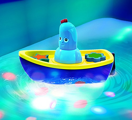 In the Night Garden Igglepiggle de Lightshow Bain Bateau Jouet