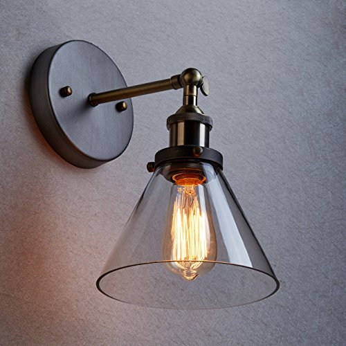 edison style lighting fixtures. Exellent Fixtures Edison Style Lighting Fixtures Claxy Industrial Ceiling Light  Vintage Glass Wall Sconce Fixture With Edison Style Lighting Fixtures