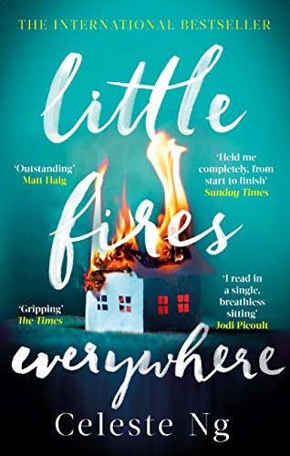 Little Fires Everywhere: The New York Times Top Ten Bestseller 1