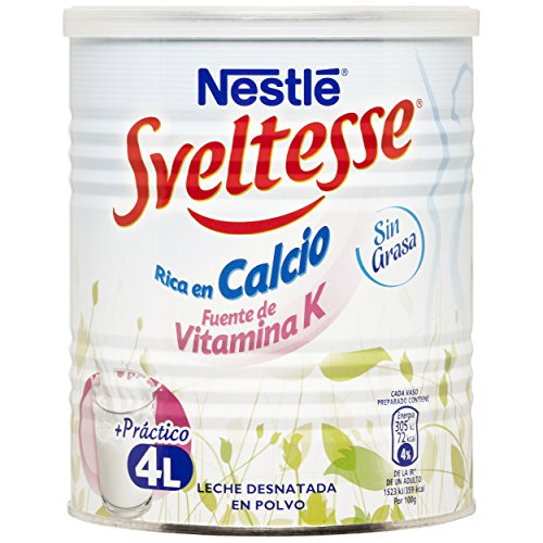 Nestlé - sveltesse - latte scremato in polvere - 400 g